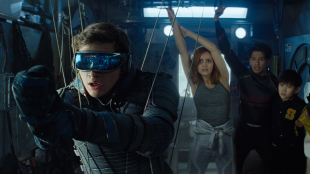 REVIEW: 'Ready Player One,' sim city