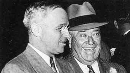 Truman and Pendergast - 1919