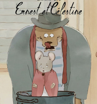 Ernest and Celstine  2012