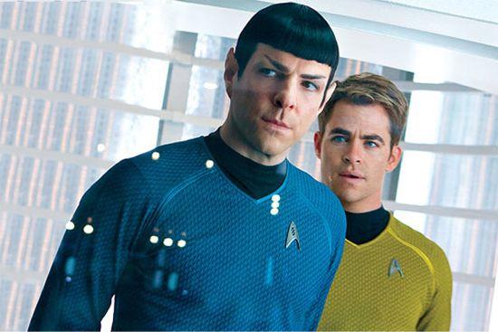 Star Trek '09 (Image: Paramount)